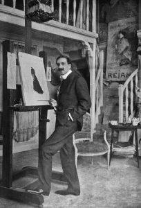 L'artiste Leonetto Capiello