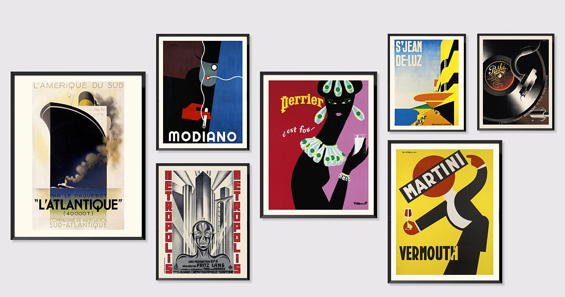 Présentation de quelques affiches Bill Posters