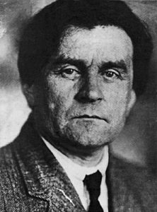 L'artiste Kasimir Malevitch