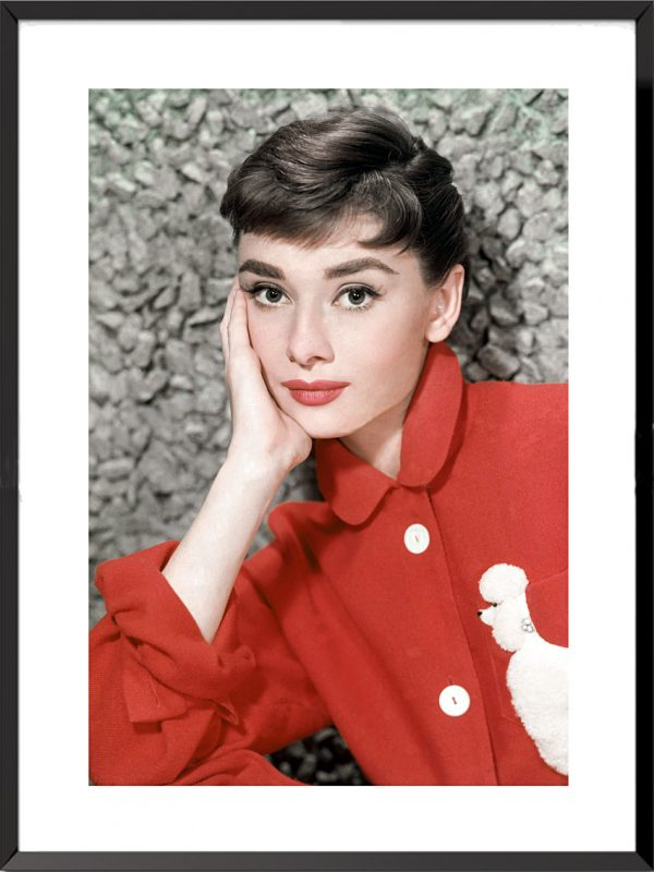 Phot Audrey Hepburn en 1954