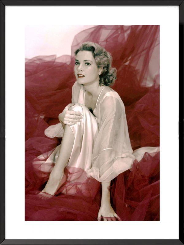 Photo Grace Kelly en 1954