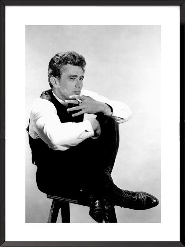 Photo de James Dean (1931-1955)