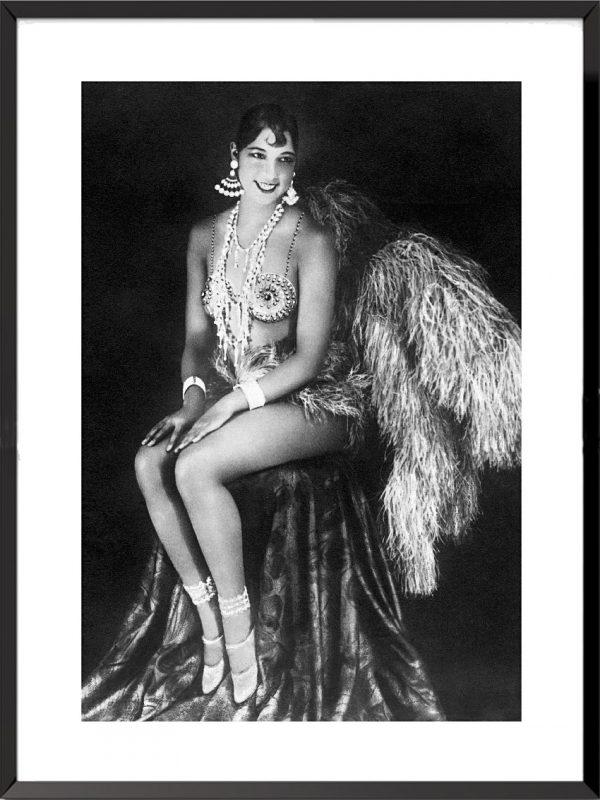 Photo Joséphine Baker en 1926
