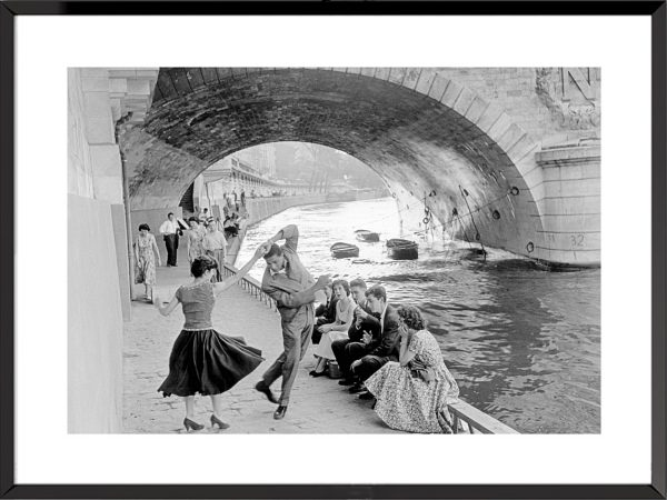 Photographies Rock 'n' Roll à Paris, années 50 de Paul Almasy